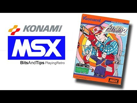 👾 HYPER SPORTS 2 TOP MSX GAMES KONAMI 1984 Gameplay Videojuegos MSX 8 bits BEST RETRO Video Games