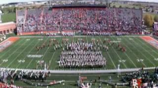 """Paint It Black""- BGSU Falcon Marching Band"