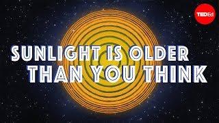 地球に届く太陽光が信じられない程古いその訳 — ステン・オデンワルド