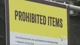 Security Increased At BottleRock Fest In Wake Of Manchester Terror Attack