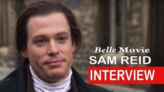 Belle Movie (2013): Sam Reid actor - Interview
