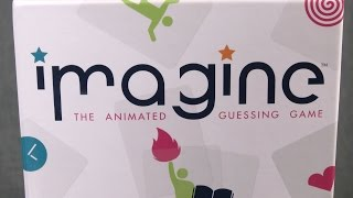 Imagine Game from Gamewright