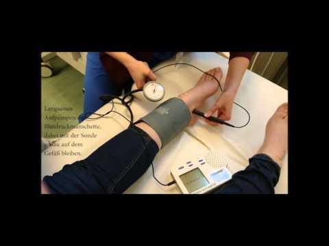 Herzgeräusche bei Hypertonie