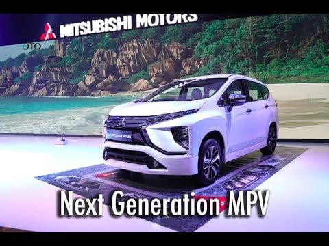 Mitsubishi Next Generation MPV I OTO.COM