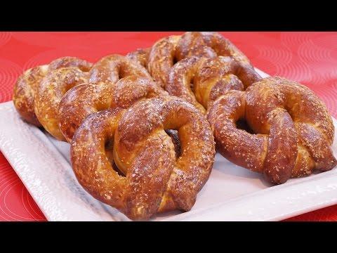 Soft Pretzels Recipe: How To Make Soft Pretzels From Scratch: Diane Kometa - Dishin With Di  # 152