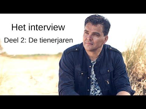"""Het Interview deel 2 van 11 – De tienerjaren """"Muziek was de enige weg"""""""