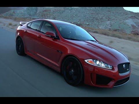 The Jaguar XF-RS HATES Tires