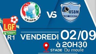 Résumé-CERFA FC VS USBM/2020-2021