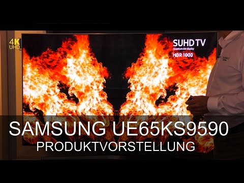 Samsung UE65KS9590 - Produktvorstellung - Thomas Electronic Online Shop - KS9590