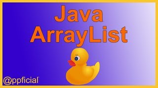Java ArrayList Class - How to Create an ArrayList and Add Remove Clear Array Elements - APPFICIAL