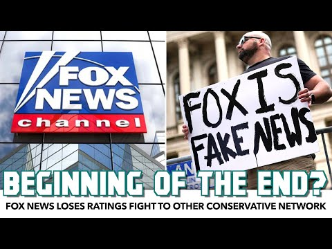 Fox News Loses To Other Conservative Network For The First Time Ever