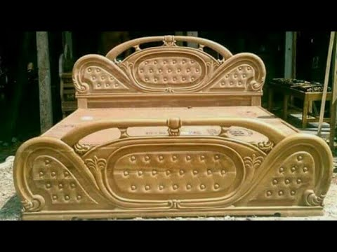 40 latest wooden beds collection,wood bed designs