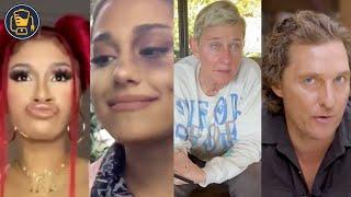 Celebrities Losing Their Minds In Quarantine (Part 2)