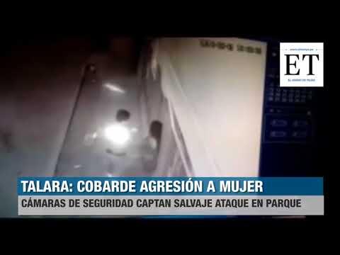 Cobarde agresión en Talara