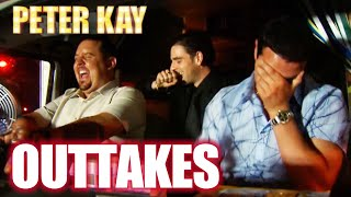 Craig Cheetham Has Peter and Paddy in Stitches - Max and Paddy Outtakes | Peter Kay