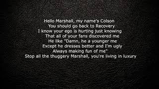 Machine Gun Kelly - Rap Devil (Lyrics)