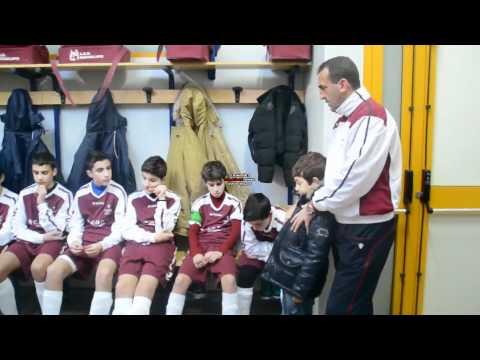 immagine di anteprima del video: ULTIMA PARTITA DI QUIMEY CON LA BACIGALUPO: NEGLI SPOGLIATOI...