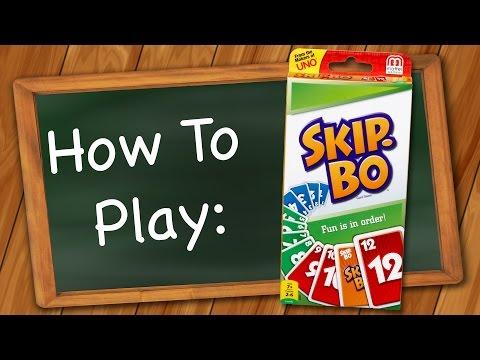 How to Play: Skip-Bo