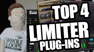 Best Limiter For Mastering: My Top 4 Plugins