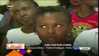 Life and Style: Ask pastor Chris Campus Edition Trident Colleges - February 15th, 2017