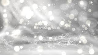 Silver background video effects animation | White motion graphic background | Royalty Free Footages