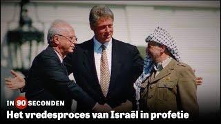 Het vredesproces van Israël in profetie