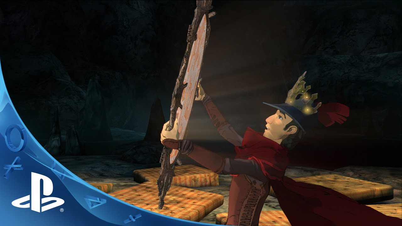 King's Quest: A Knight to Remember Chega Hoje