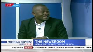 Is the African media complicit in the stereotyping of Africa? | The Newsroom