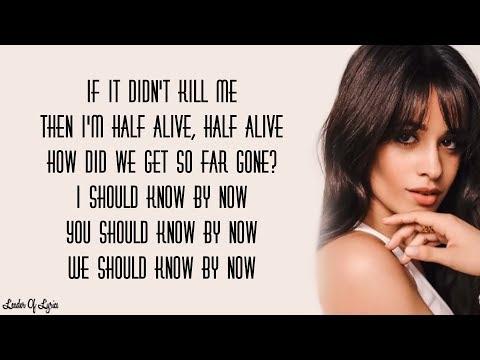 Camila Cabello - SOMETHING'S GOTTA GIVE (Lyrics)
