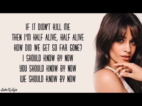 Camila Cabello - SOMETHING'S GOTTA GIVE (Lyrics)