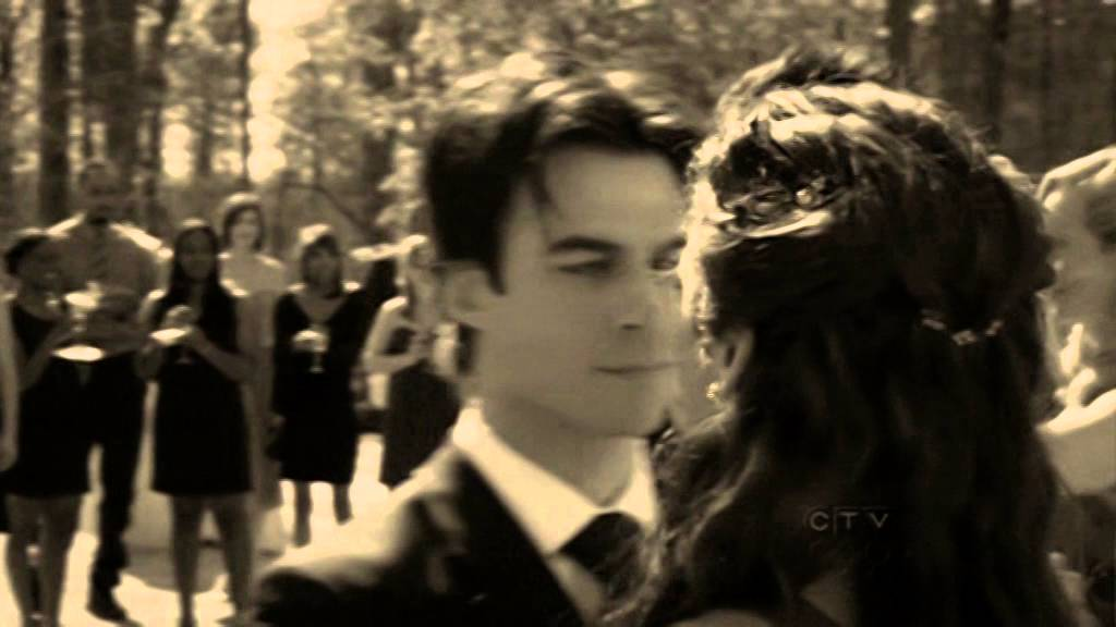 Damon ed Elena ♥ The Vampire Diaries