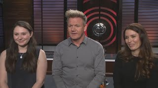 Gordon Ramsey Cooks With His Wife And Daughter