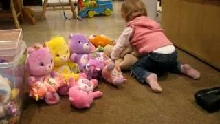 Emmas Singing Care Bears