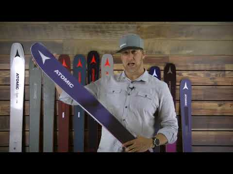 Atomic Backland 102 Skis- Women's 2019 Review