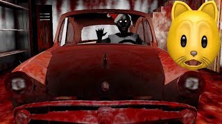 GRANNY KILLED ME WITH HER CAR!! | NIGHTMARE MODE New Update 1.6 (Horror Game)
