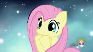 MLP Fluttershy Becomes An Alicorn l FAKE ! -,-