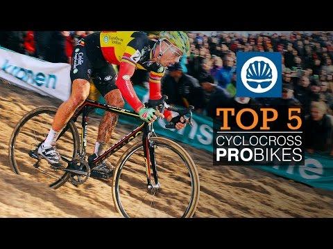 Top 5 – Pro Cyclocross Bikes