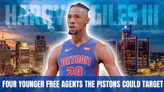 Four Under The Radar Free Agents The Detroit Pistons Could Target