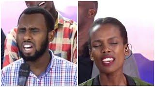 "Video thumbnail of ""ALARM mumajwi meza bati: YASATUYE IJURU || YAFASHE IMIGISHA YOSE IYI BUMBIRA MURI YESU IRAMUDUHA"""