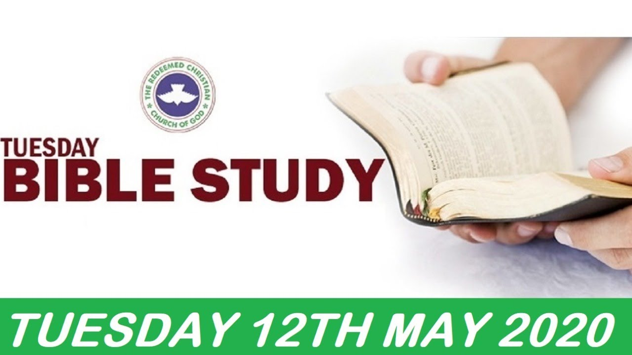 RCCG 12th May 2020 BIBLE STUDY with Pastor E. A. Adeboye