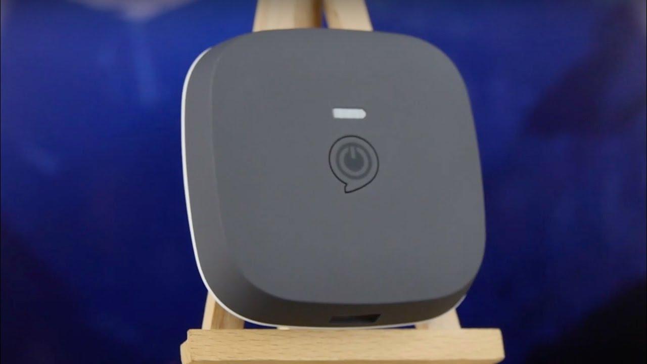 Портативная батарея Zens 3000mAh (Black) ZEPP01B/00 video preview