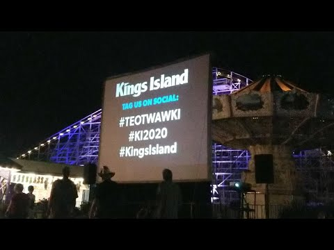 Kings Island Big Announcement Live New 2020 Coaster
