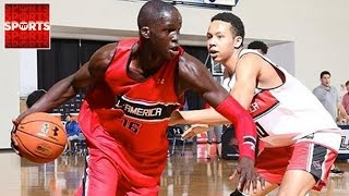 Thon Maker Is About To Break The NBA's Draft Eligibility Rules [UNREAL Highlight Tape]