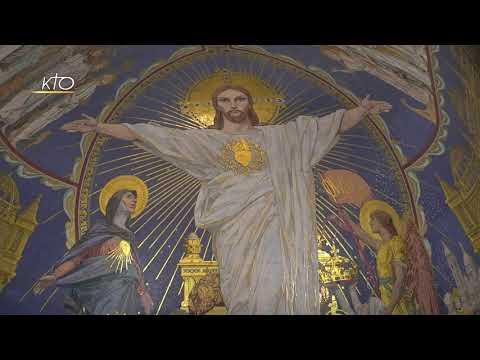 Prière du Milieu du jour du 6 avril 2021 des Bénédictines du Sacré-Coeur de Montmartre