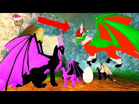 Dragons Skins Dragon Life Roblox Designs Flying Elf Dragon Baby Dragons Life Roblox Christmas Holiday Video Vanessa Connie