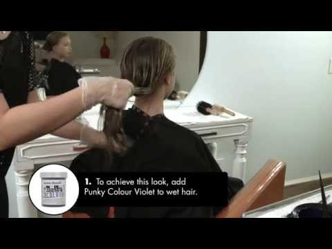 Tinting Brush Gloves by punky colour #5
