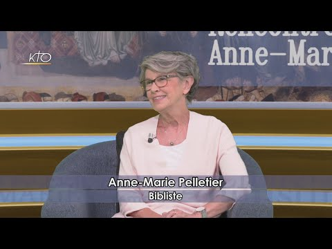 Rencontre avec Anne-Marie Pelletier