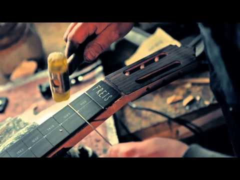 The Art of Making a Guitar
