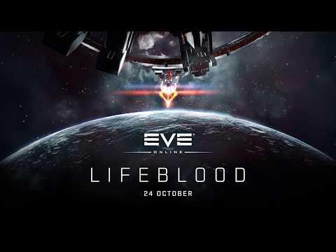 EVE Online: Lifeblood (Oct 2017) Expansion Announcement