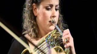 J. Brahms - Horn Trio, Op. 40 (II)